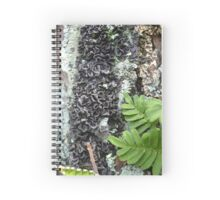 Parasite Plant Spiral Notebook