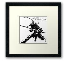 Lucatiel of Mirrah Framed Print