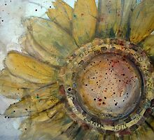 Flower grunge by Jenny Wood