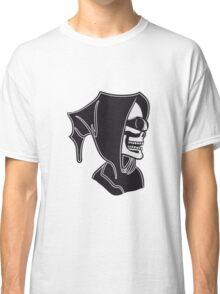 Death hooded sunglasses Classic T-Shirt