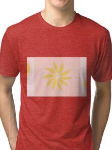 Sun Flower Tri-blend T-Shirt