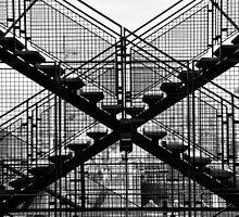 Cross Steps by Karen E Camilleri