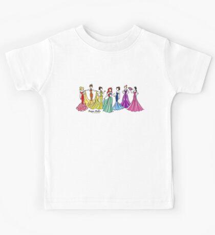 Designer Mersister Pride  Kids Tee