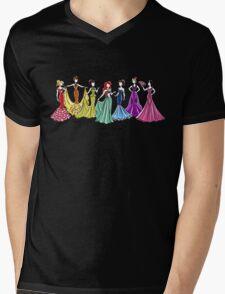Designer Mersister Pride  Mens V-Neck T-Shirt