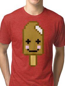 8 Bit Ice Cream Tri-blend T-Shirt