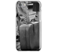 All that is gold does not glitter, Not all those who wander are lost. iPhone Case/Skin