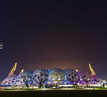 AAMI Park by mtmontgomery