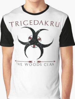 The Woods Clan Graphic T-Shirt