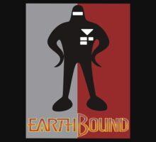 Earthbound Starman by aliendist