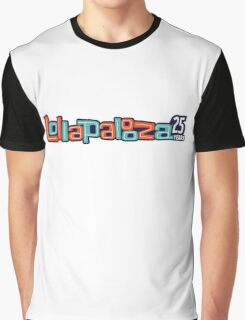 lollapalooza music festival Graphic T-Shirt