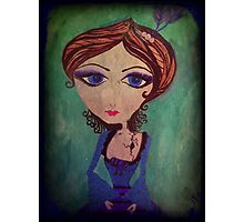 imperfect doll Photographic Print