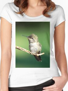 Landscapes for variety Women's Fitted Scoop T-Shirt
