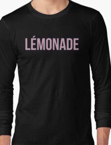 Lemonade Long Sleeve T-Shirt