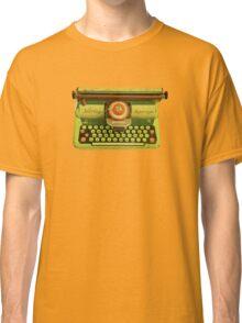 Vintage Tin Mettoy Supertype  Antique Typewriter 1960's Classic T-Shirt