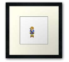 Legend Of Zelda: Breath of the Soon! Framed Print