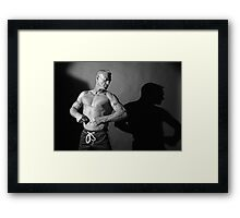 Series 47 - 10 Framed Print
