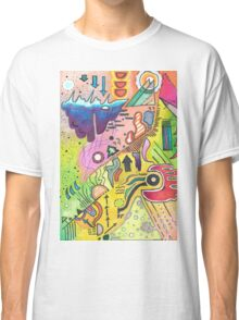 Abstract 360 Classic T-Shirt