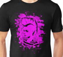 Punk Girl – bleached pink Unisex T-Shirt