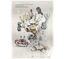 Real Life SpongeBob - Natural History Variant Poster
