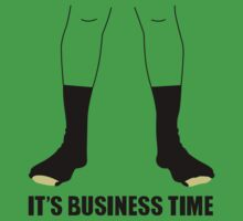 Flight Of The Conchords - Business Time Baby Tee