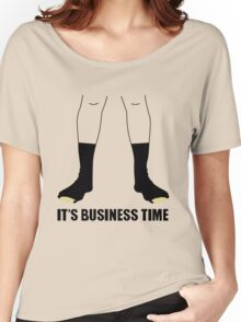 Flight Of The Conchords - Business Time Women's Relaxed Fit T-Shirt