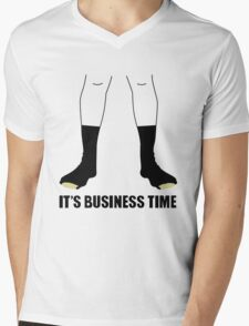 Flight Of The Conchords - Business Time Mens V-Neck T-Shirt