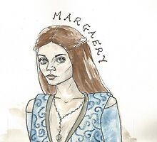 Margaery Tyrell by Eleanor Ruby Jones