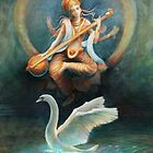 Saraswati by Katia Honour