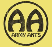 Army Ants by Indestructibbo