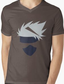 kakashi Mens V-Neck T-Shirt
