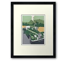 Morgan Motorcar Framed Print
