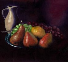 Still life - Centre Stage by Jaana Day