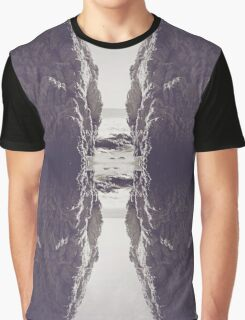 Rocky Perspective Graphic T-Shirt