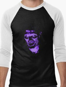 Evil Ash Two Tone Men's Baseball ¾ T-Shirt