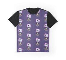 It's All Just Static Graphic T-Shirt
