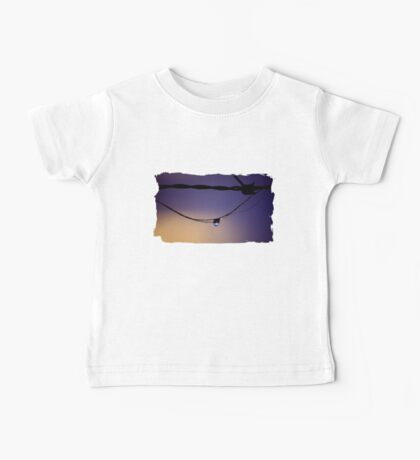 The world on a wire Baby Tee