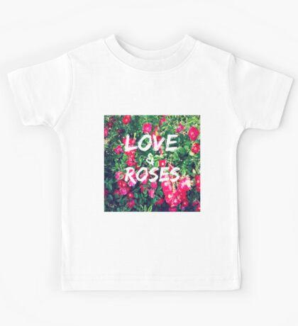 Love & Roses Kids Tee