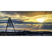 Ricketts Point Photographic Print