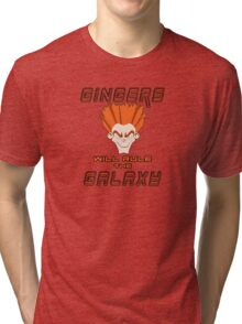 Gingers will rule! Tri-blend T-Shirt