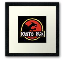 Kanto Park Framed Print