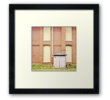 The Mill II Framed Print