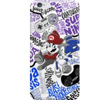 Console Wars 1992-95 iPhone Case/Skin