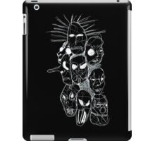Slipknot Continuous Line iPad Case/Skin