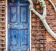 Private Door by MMPhotographyUK