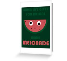 Dyslexic Lemons Greeting Card