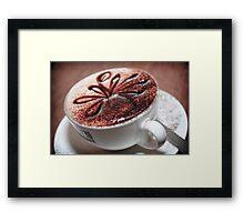 Cappuccino II Framed Print