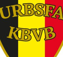 Belgium national football team Sticker