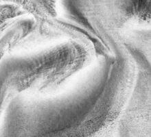Swirls in Sand Sticker