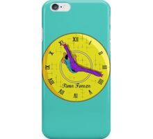 Time Freeze iPhone Case/Skin