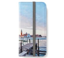 Sunrise in Venice II iPhone Wallet/Case/Skin